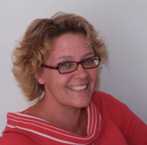 Ingrid Herrebrugh bij VAB