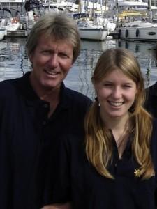 Marjan Hogendoorn bij Vrouwaanboord.nl.  Peter en Emmi