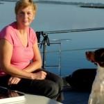 Trudie Rutten - Een vrouw met 2 passies: watersport en honden.