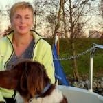 Trudie Rutten - Een filmpje gemaakt aan boord van Trudie haar Linssen Yacht.