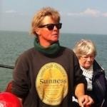 Sjak, schipper/eigenaar van de Kaat Mossel