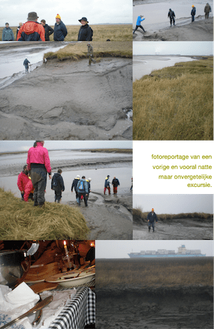 excursie verdronken land van Saeftinghe