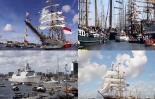 sail 2015 bij Vrouwaanboord