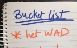 buckelist wad