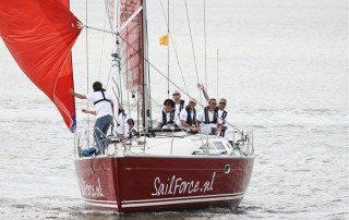 sailforce Vrouwaanboord