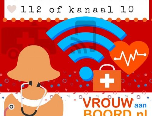 Alarm kanaal 10 of 112
