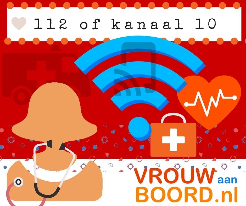 Alarm 112 of kanaal 10