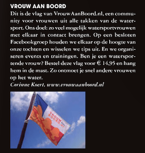 VLOT magazine - Vrouwaanboord