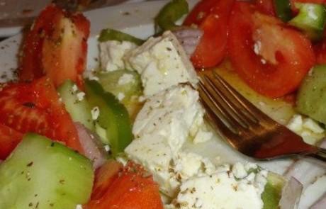 salade - vrouwaanboord