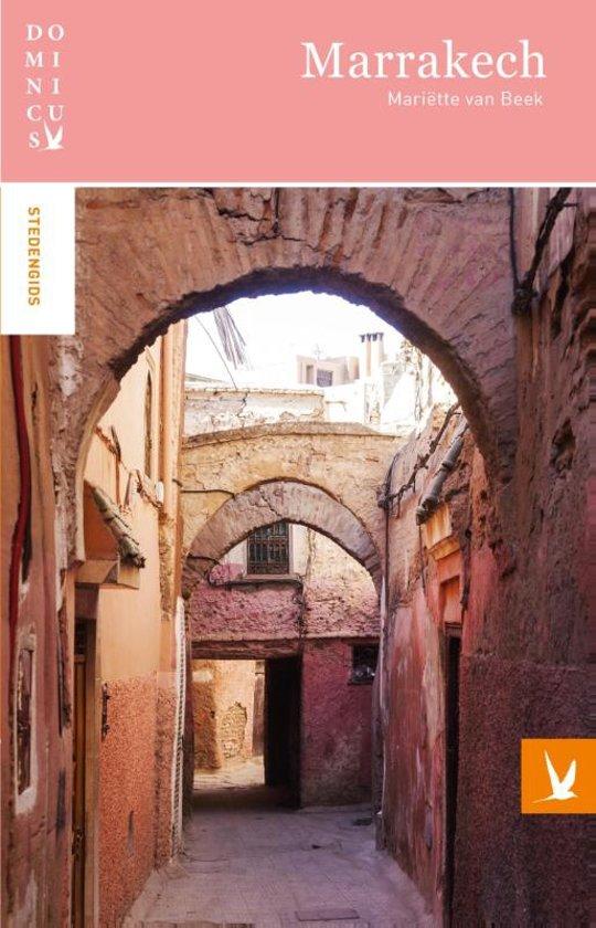 reisboek marrakech mariette van beek vab